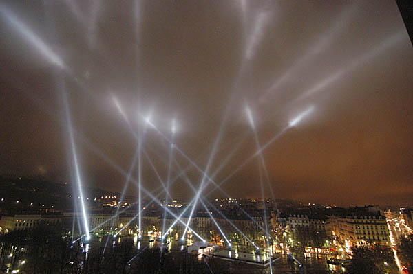 Vectorial Elevation, Lyon, France 3-10 December